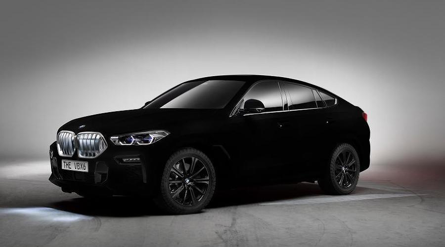Самый черный кроссовер ©Фото BMW