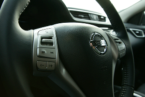 Салон Nissan Qashqai ©Фото Евгения Мельченко, Юга.ру