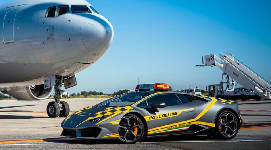 Lamborghini Huracan ©Фото Lamborghini