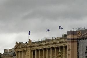 Штаб-квартира Международной автомобильной федерации (FIA) в Париже ©Фото Евгения Мельченко, Юга.ру
