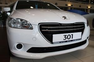 Peugeot 301 ©Фото ЮГА.ру