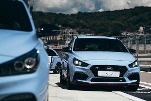 Hyundai i30N ©Фото Вадима Кочеткова