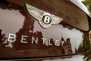 Bentley ©Фото Евгения Мельченко, Юга.ру