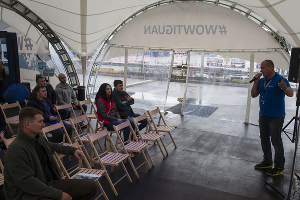 WOWTIGUAN в Краснодаре ©Фото Евгения Мельченко, Юга.ру