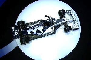 Болид Alpha Tauri 2020 года ©Скриншот трансляции канала Formula 1 с презентации на YouTube