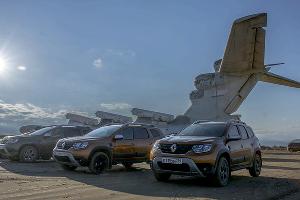 Новый Renault Duster ©Фото Евгения Мельченко