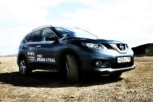 Новый Nissan X-Trail. Традициям вопреки ©Фото ЮГА.ру