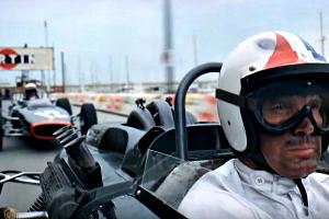 Кадр из фильма «Гран-при». Реж.: Дж. Франкенхаймер. 1966 год ©Скриншот официального трейлера с канала «Шедевры кино» на YouTube