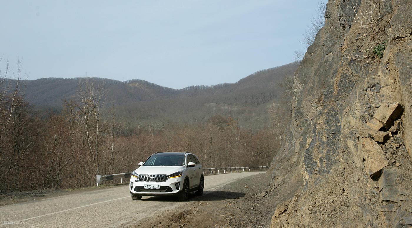 Новый Kia Sorento Prime в версии GT-Line
