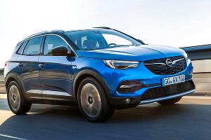 Opel Grandland X ©Фото Opel.de