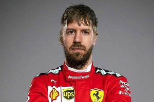 Себастьян Феттель ©Фото из официального аккаунта F1 в Instagram