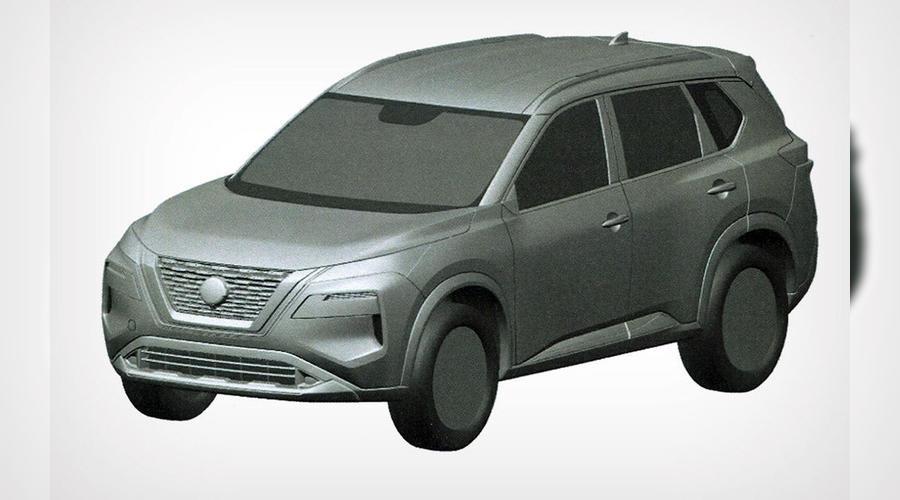 Новый Nissan ©Фото с сайта Федерального института промышленной собственности