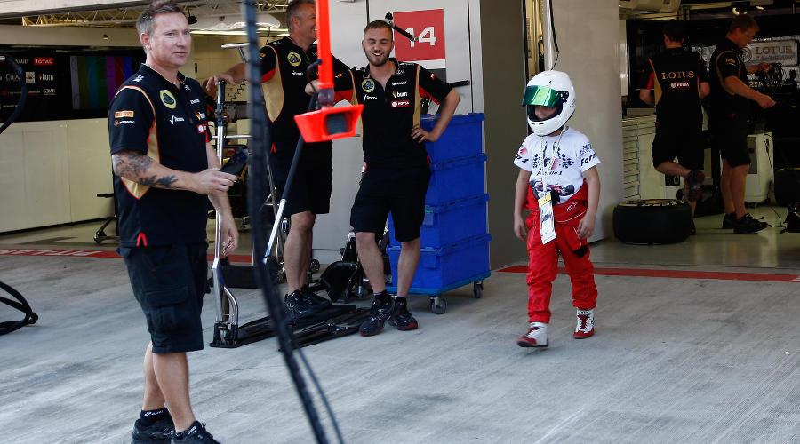 Гран-при России «Формулы-1» ©Влад Александров, ЮГА.ру