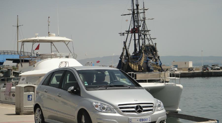 "Тунис ""на колесах"". Часть I ©Фото ЮГА.ру"