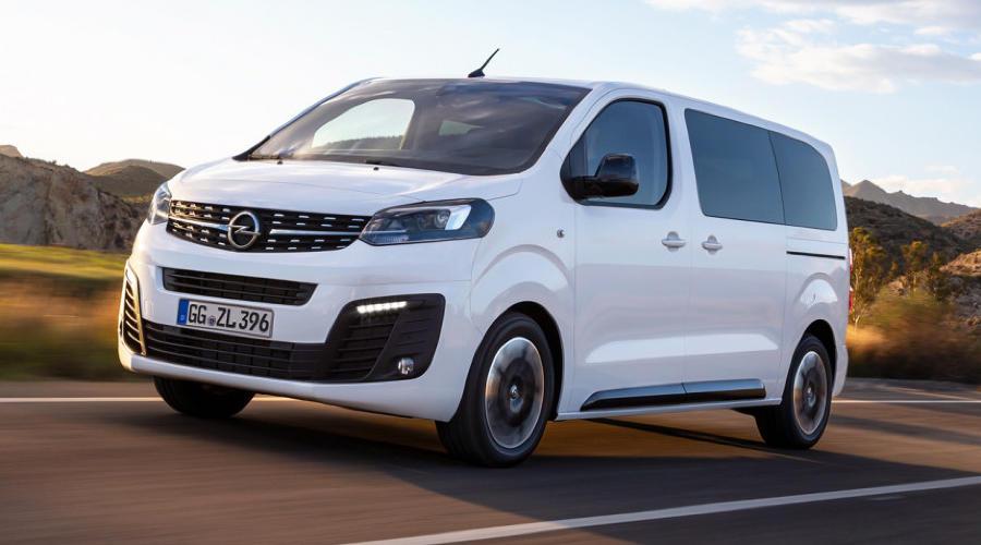 Opel Zafira ©Фото Opel