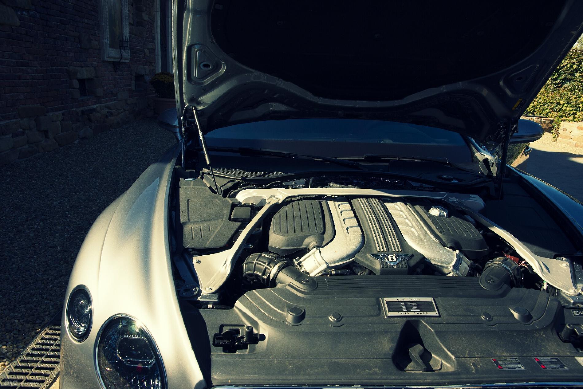 Новый Bentley Continental GT