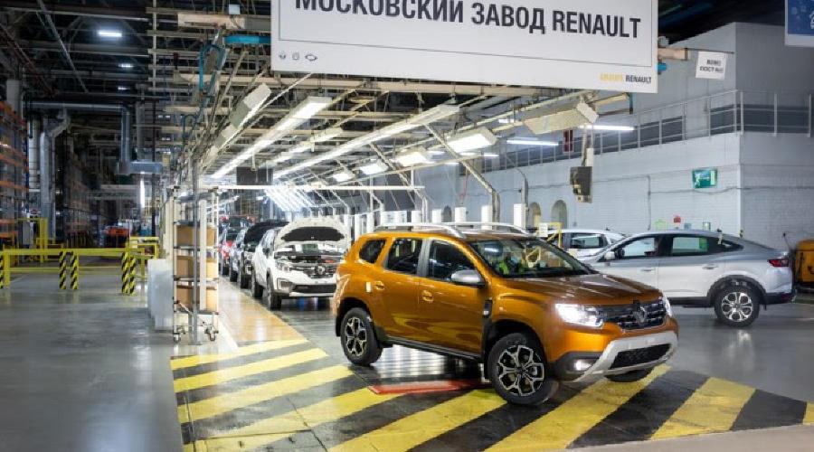 Новый Duster ©Фото пресс-службы Renault