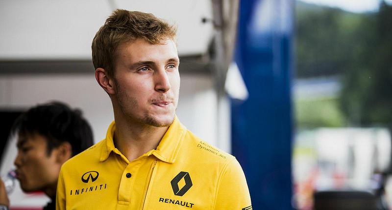 Сергей Сироткин — тест-пилот Renault