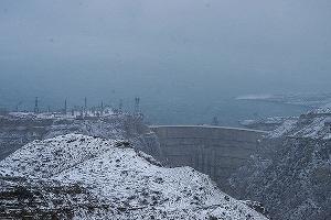 Чиркейская ГЭС (арочная плотина) ©Фото Евгения Мельченко