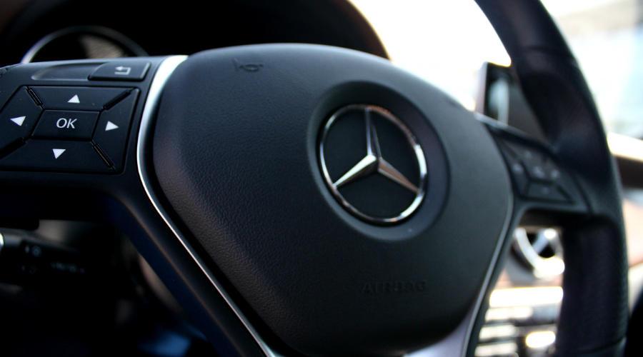 Mercedes-Benz ©Фото Евгения Мельченко, Юга.ру
