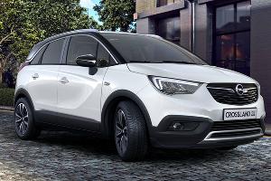 Opel Crossland X ©Фото Opel.de