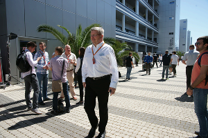 Гран-при «Формулы-1» в Сочи. Еще немного о самом крутом мероприятии в Сочи ©Фото ЮГА.ру