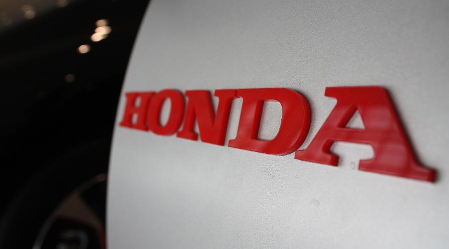 Honda ©Фото Евгения Мельченко, Юга.ру