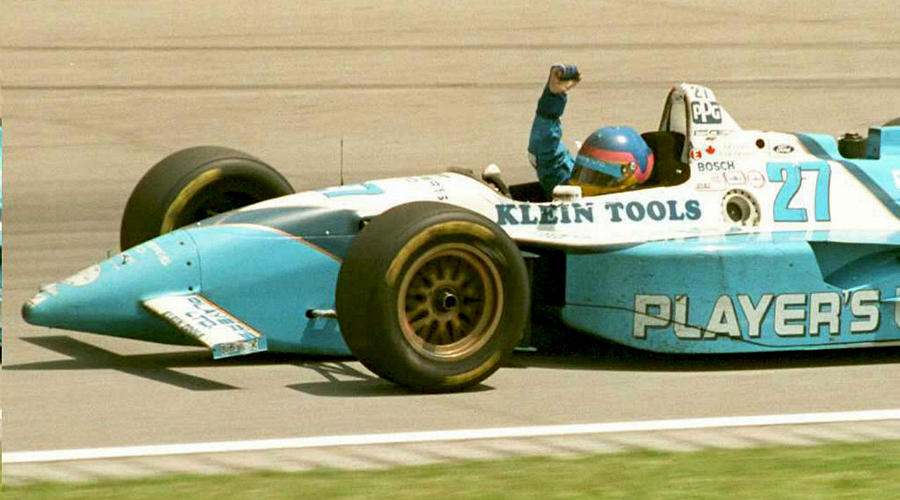 Жак - чемпион серии IndyCar 1995 года