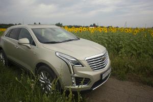 Cadillac XT5. Не Escalade, но ростом вышел ©Фото Евгения Мельченко, Юга.ру