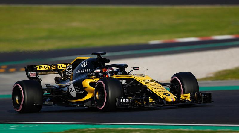 Новый желто-черный «француз»