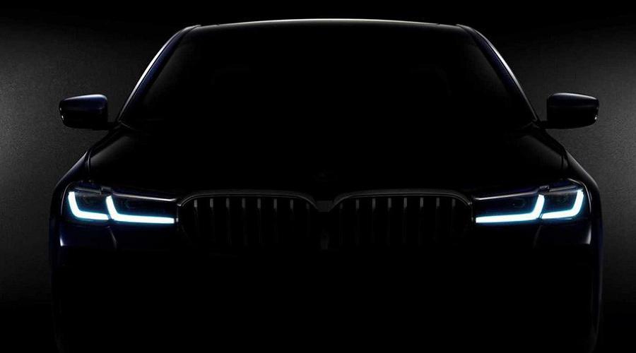 Новая BMW 5-Series ©Фото BMW