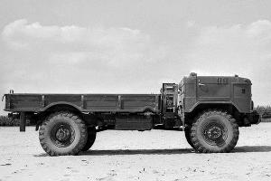 ГАЗ-66 десантный вариант ©Фото sxn.io