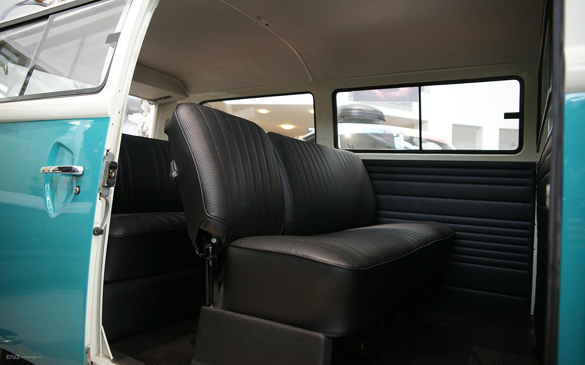 Легендарный Volkswagen Bulli