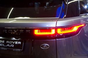 Дизайн Range Rover Velar ©Фото Евгения Мельченко