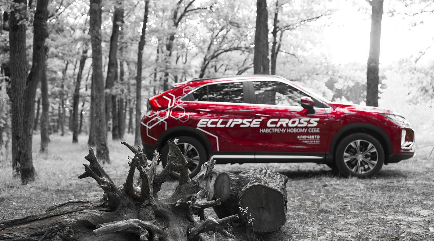 Новый Mitsubishi Eclipse Cross