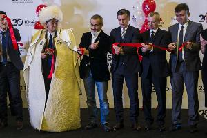 Открытие нового дилерского центра Mitsubishi ©Фото Евгения Мельченко, Юга.ру