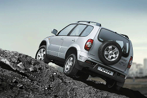 Chevrolet Niva ©Фото АвтоВАЗ