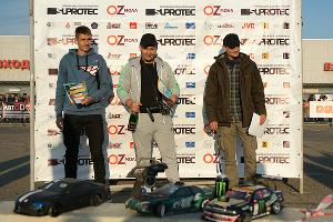 Финальный этап Drift Battle Series 2016 в Краснодаре ©Фото ЮГА.ру