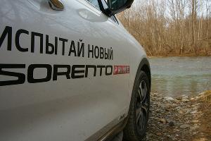 Новый Kia Sorento Prime в версии GT-Line ©Фото Евгения Мельченко, Юга.ру