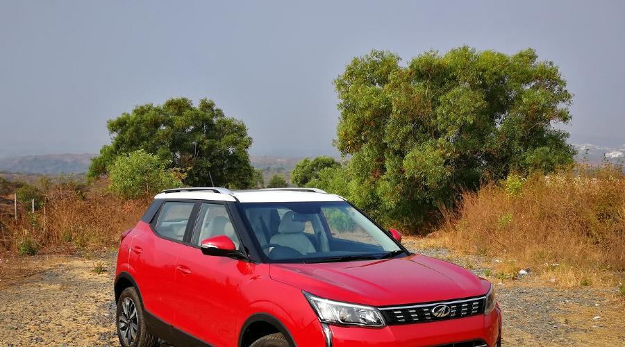 Mahindra XUV300 ©Фото cars.co.za