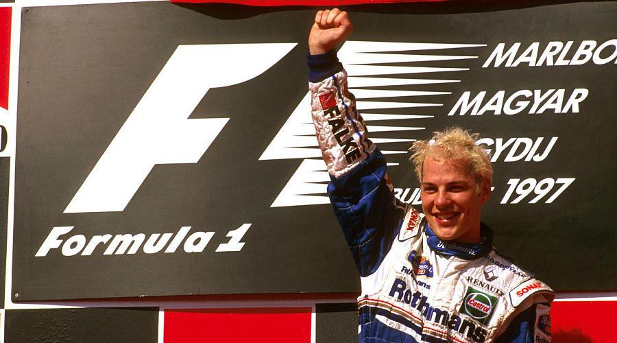 Жак - чемпион Формулы-1 1997 года