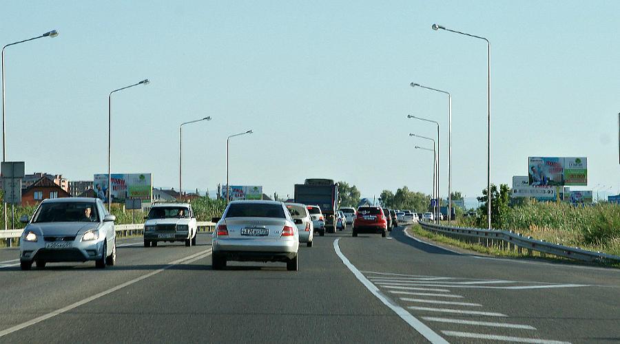 Дороги Кубани ©Фото ЮГА.ру