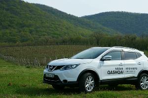 Тест-драйв Nissan Qashqai ©Фото Евгения Мельченко, Юга.ру
