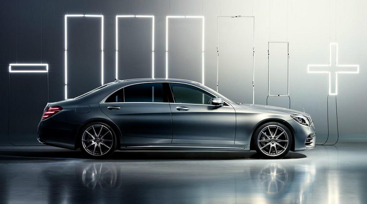 S-Class сегодня стартует с отметки в 6млн 720тыс. рублей за удлиненный S 450