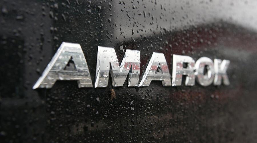 Тест-драйв нового Volkswagen Amarok. Легенда осени ©Фото ЮГА.ру
