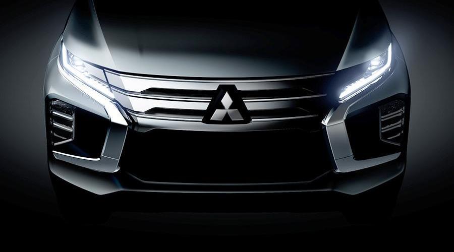 Новый Pajero Sport ©Фото пресс-службы Mitsubishi