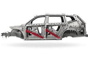 Кузов VW Teramont ©Фото Volkswagen