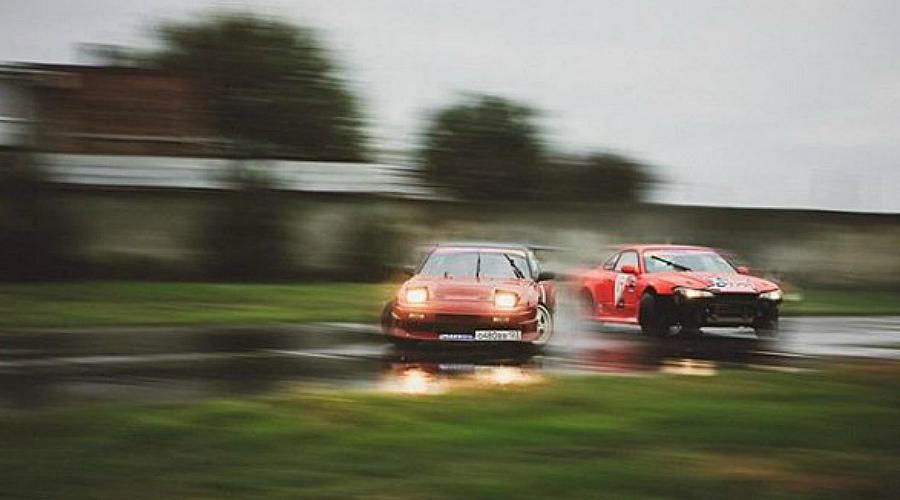 Кубок по дрифту Drift Battle Series состоялся в Краснодарском крае ©Фото DBS