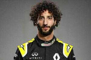 Дэн Риккардо ©Фото из официального аккаунта F1 в Instagram