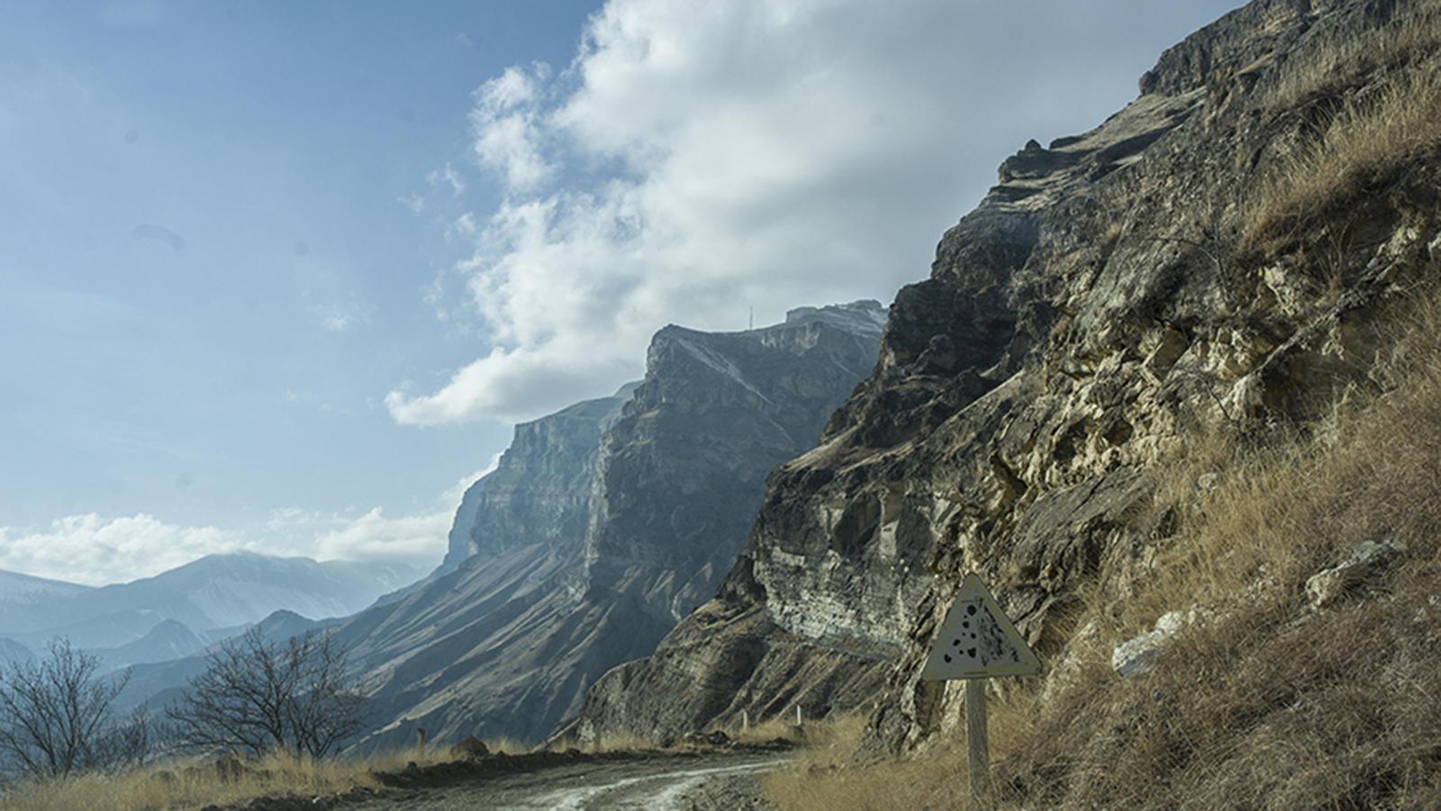 Немного горного Дагестана
